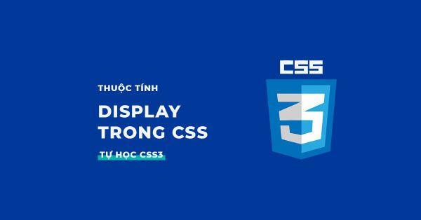 CSS display