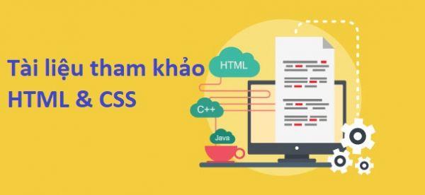 Tài liệu tham khảo HTML & CSS