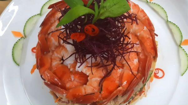 Cách làm Salad hồng giòn tôm thịt thơm ngon tại nhà