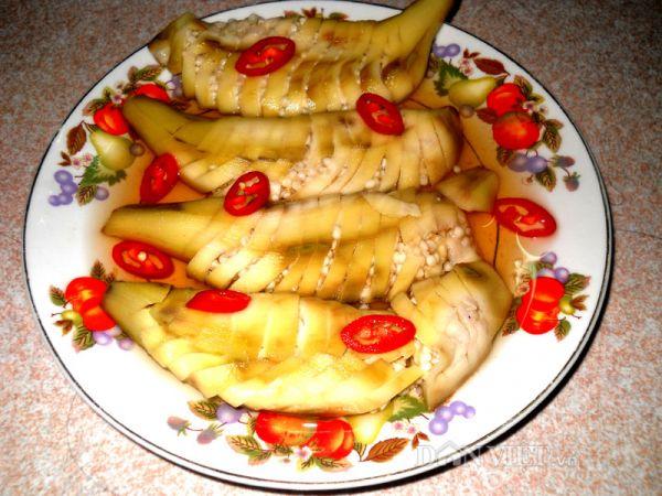 Hướng dẫn cách làm món dưa chuối chát chua bùi lạ miệng