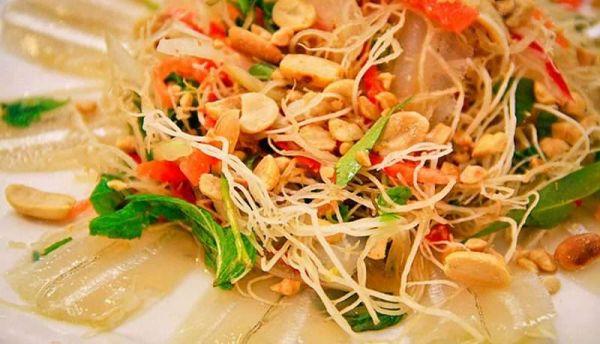 Cách làm món gỏi cá mai đủ vị chua cay, thơm giòn ngon như ngoài hàng