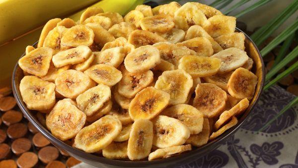 Cách chế biến món snack chuối chín cho bé yêu