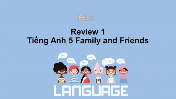 Review 1 lớp 5