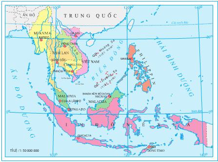 Các nước Đông Nam Á