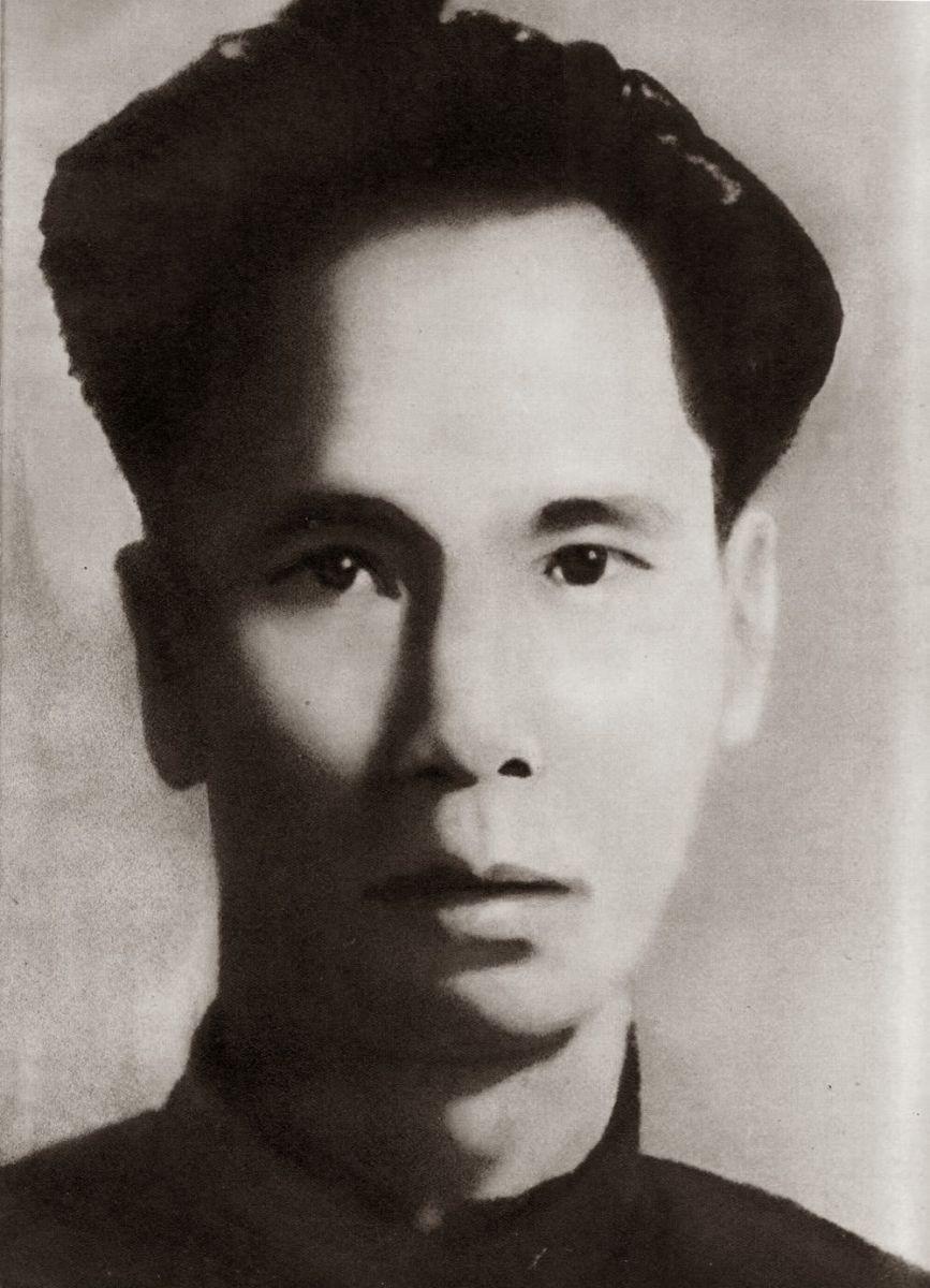 Hình 4: Nguyễn Ái Quốc (đầu những năm 1930)