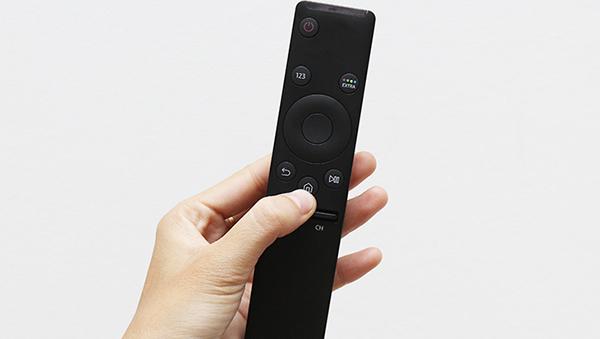 Nút Home trên Remote