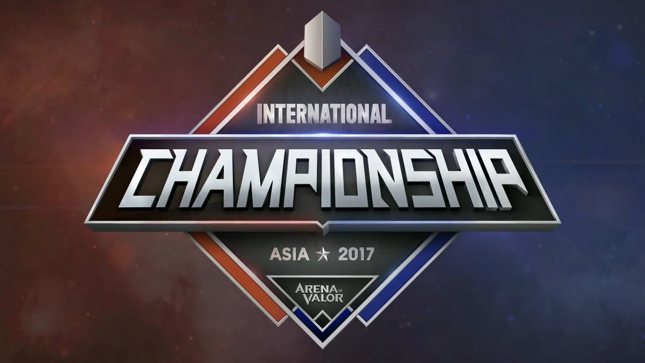 Arena of Valor International Championship 2017
