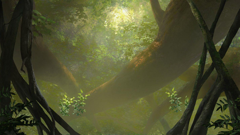 Khu rừng chạng vạng