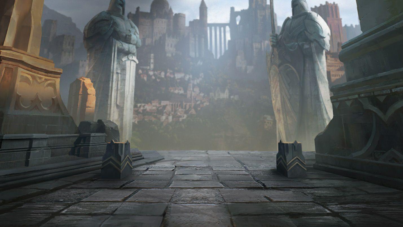 Lâu đài khởi nguyên