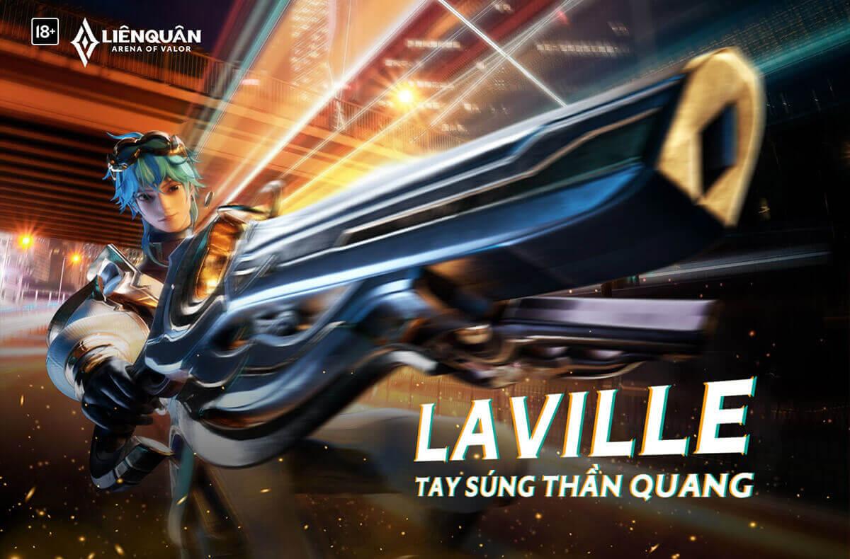 Laville - Tay Súng Thần Quang