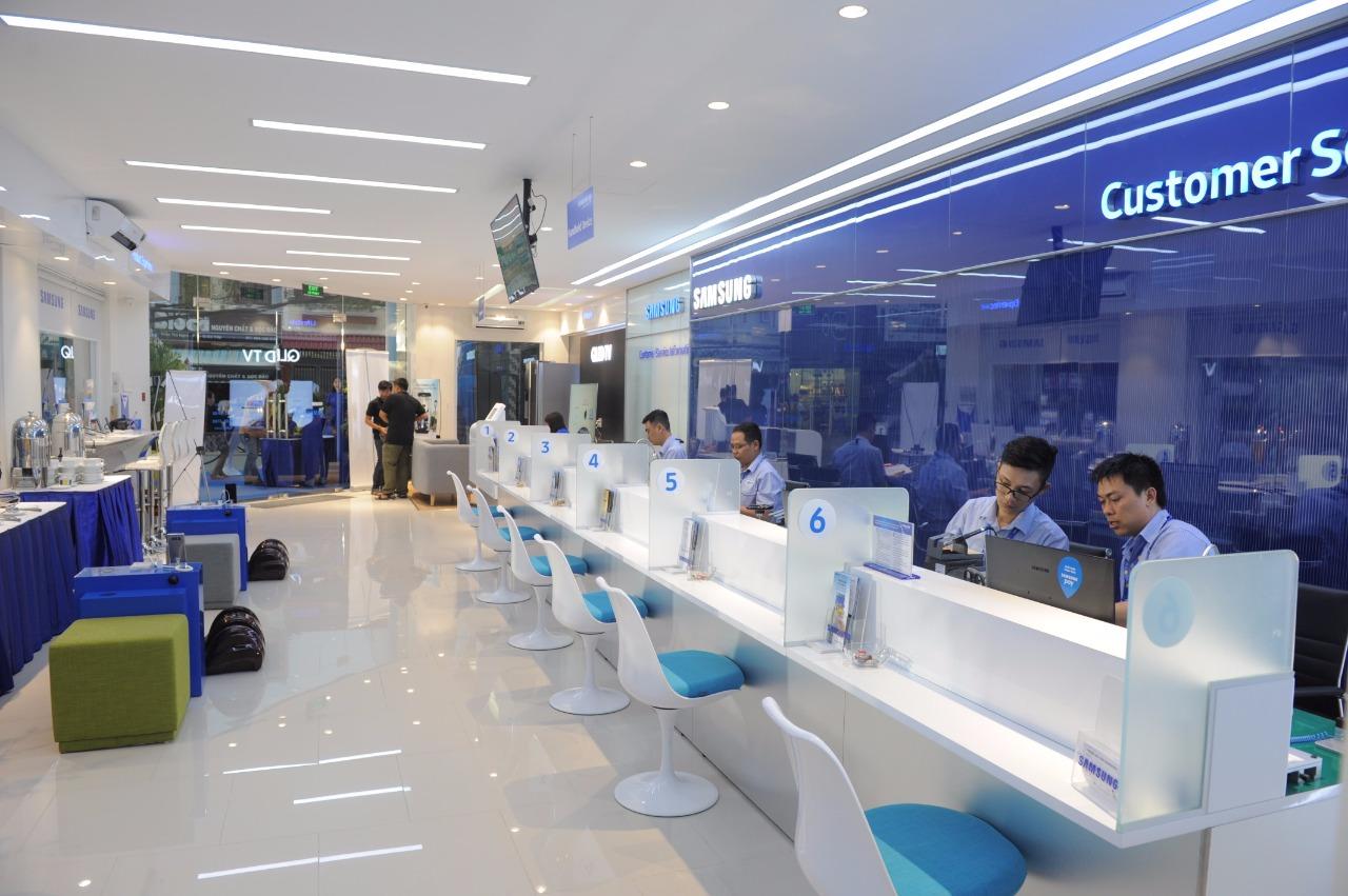 Trung tâm bảo hành Samsung