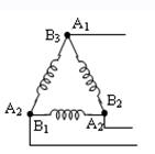 Mắc hình tam giác