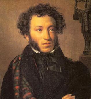 Nhà thơ Pu-skin (1799 - 1837)