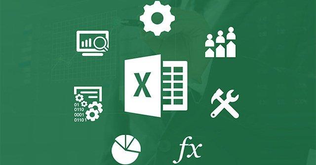 Phần mềm Microsoft Excel