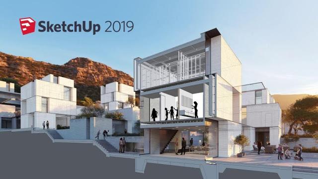 Phần mềm thiết kế kiến trúc SketchUp