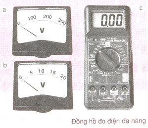 Đồng hồ điện đa năng