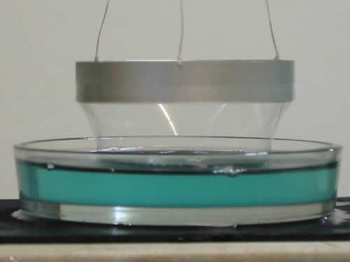 Thí nghiệm đo hệ số căng bề mặt của chất lỏng