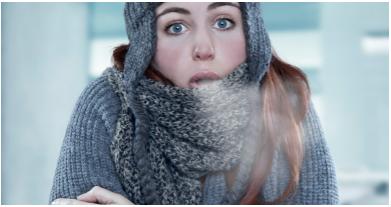 Thời tiết lạnh