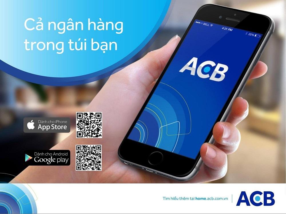 Đăng ký SMS banking ACB