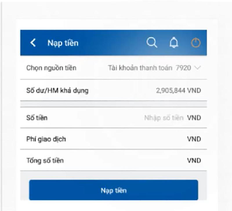 Hướng dẫn sử dụng Sacombank Pay