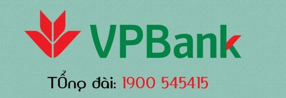Tổng đài VP Bank