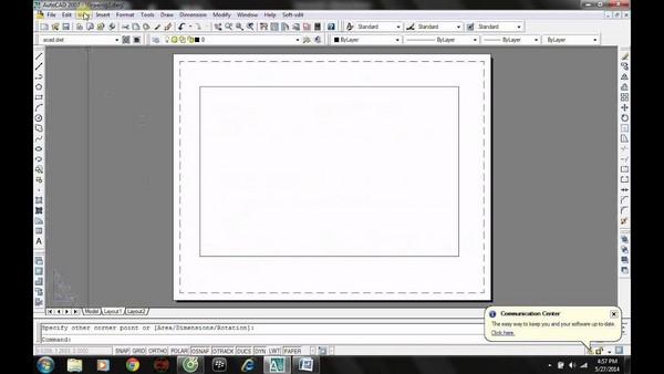 Lệnh View dùng để tạo khung hình động cho các layout