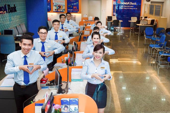 Mở tài khoản ngân hàng Đông Á