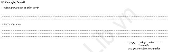 Báo cáo tình hình nợ của các đơn vị cùng tham gia BHXH, BHYT, BHTN, BHTNLĐ, BNN (Mẫu B03a-TS)