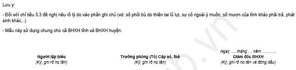 Kế hoạch sử dụng phôi sổ BHXH, thẻ BHYT (Mẫu K02-TS)
