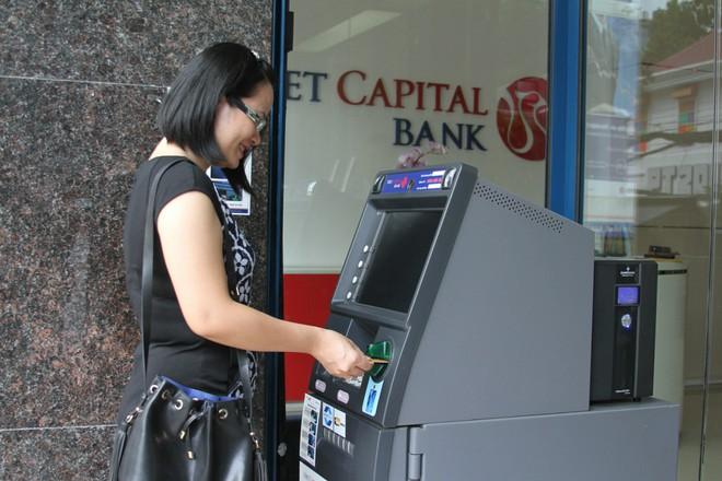 Kiểm tra số dư tại cây ATM