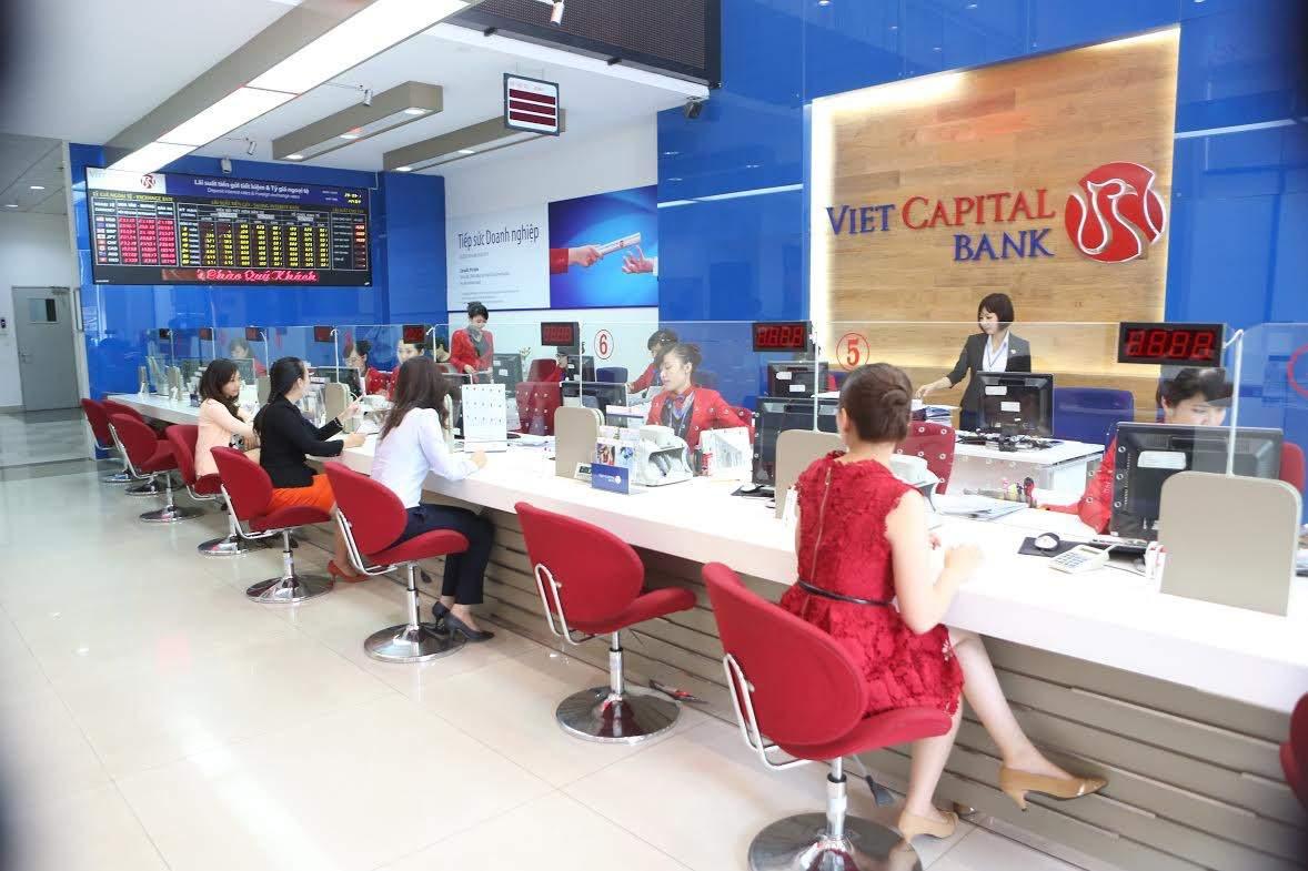 Tài khoản ngân hàng Vietcapital Bank