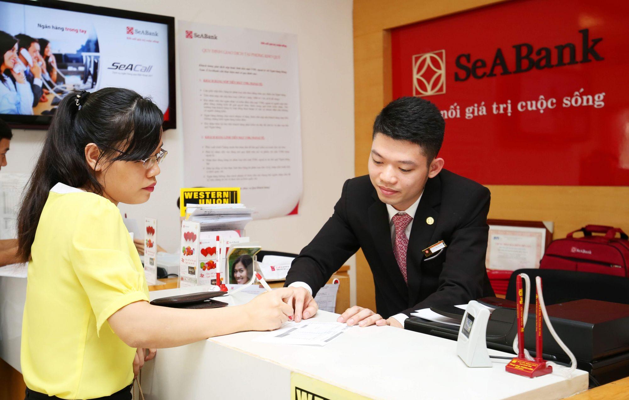 Cách chuyển tiền từ Việt Nam đi nước ngoài SeABank