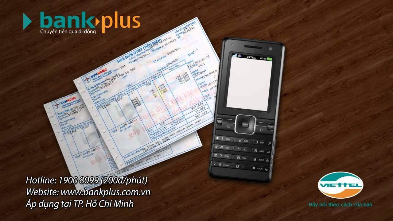 BankPlus MB hỗ trợ thanh toán