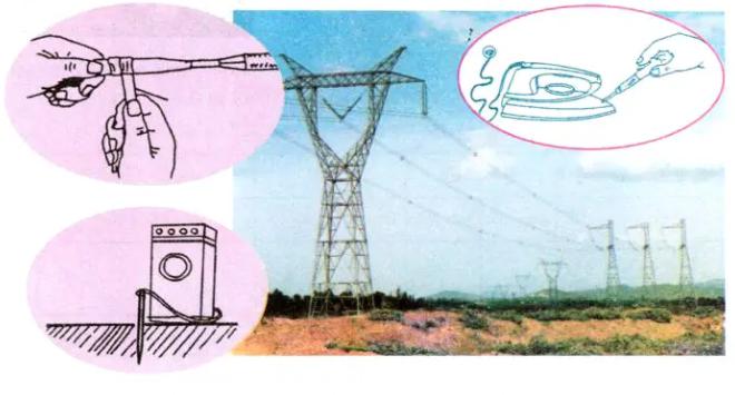 Một số nguyên tắc an toàn khi sử dụng điện