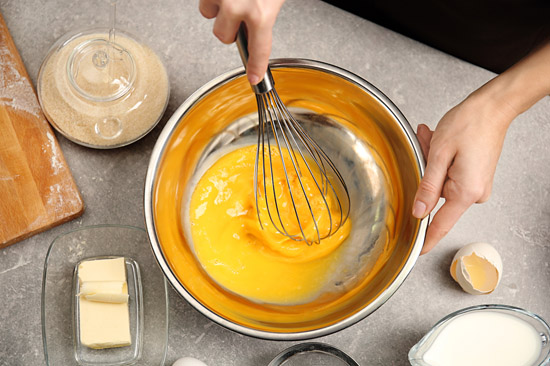 Trộn trứng