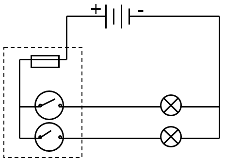 Sơ đồ lắp đặt mạch điện