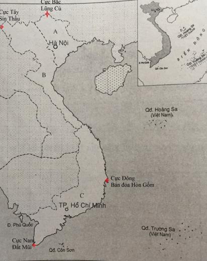 Lược đồ Việt Nam
