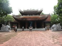 Đền Lý Bát Đế (Đền Đô)