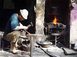 Rèn sắt ở Nho Lâm