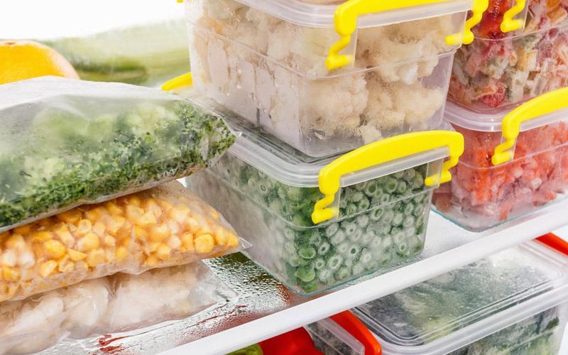 Thực phẩm không phải bạn thích bảo quản ở đâu trong tủ lạnh cũng được mà có bí quyết cả đấy!
