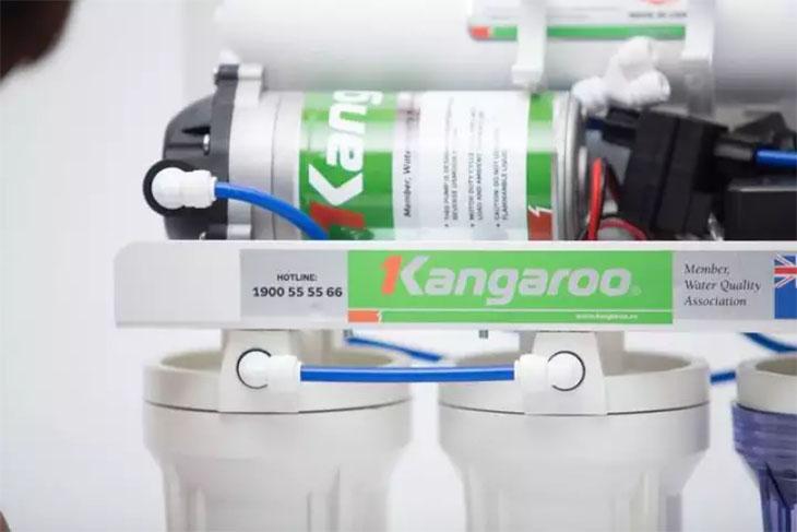 Linh kiện, lõi lọc máy lọc nước chất lượng được nhập khẩu từ nước ngoài