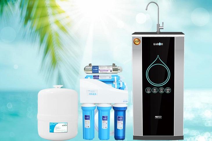 máy lọc nước ro karofi