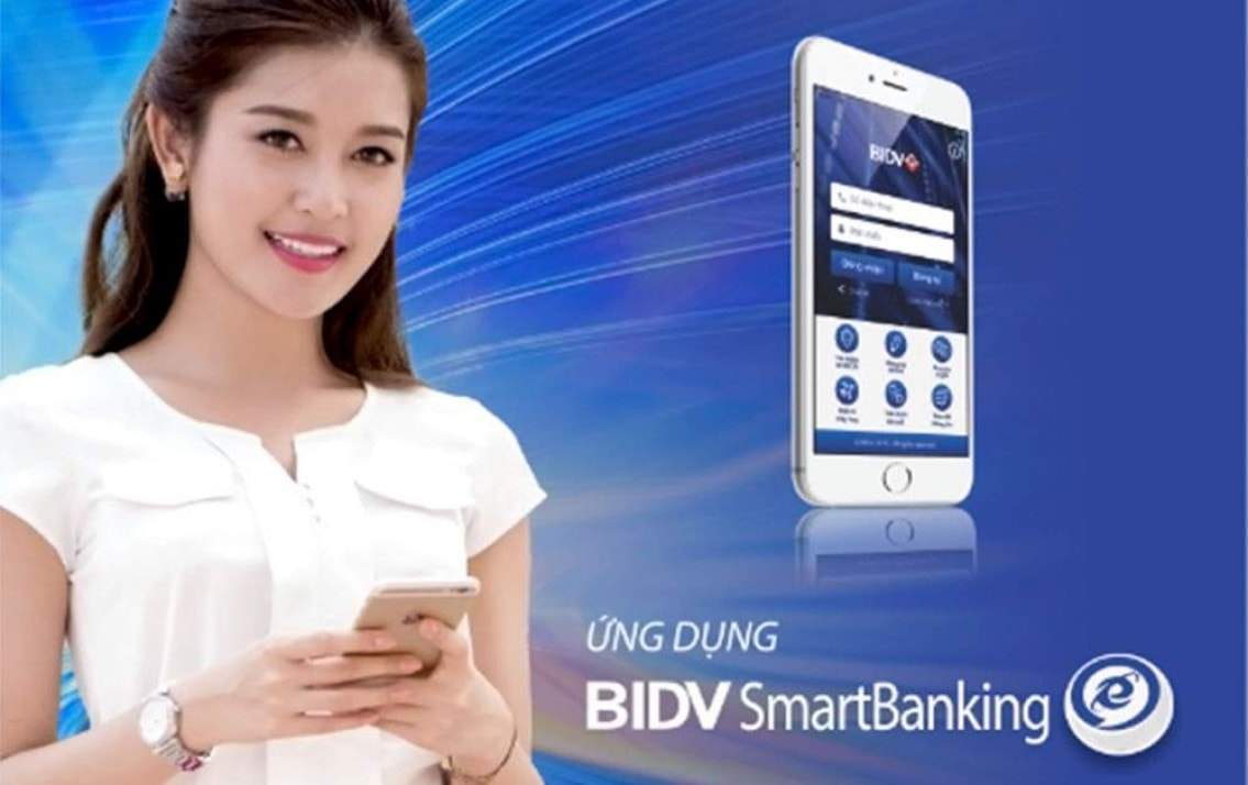 Ứng dụng BIDV Smart Banking