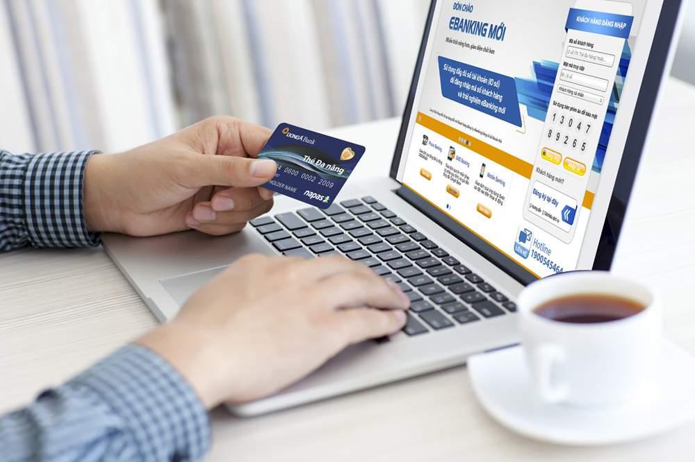 Chuyển tiền online DongABank bằng internet banking