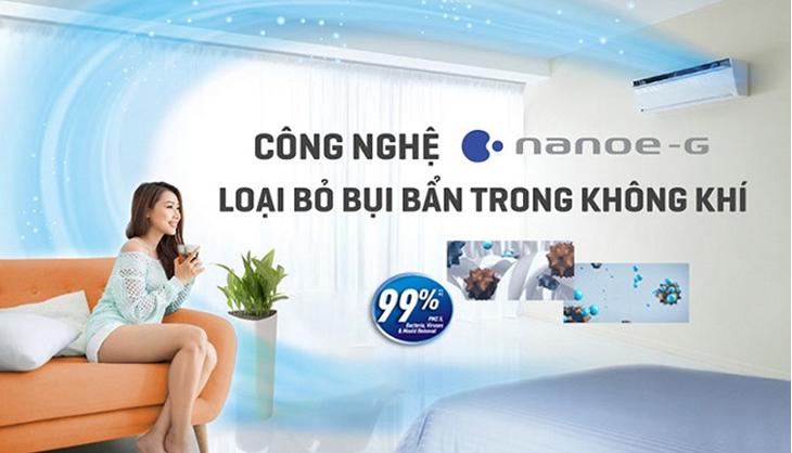 Nanoe-G Panasonic