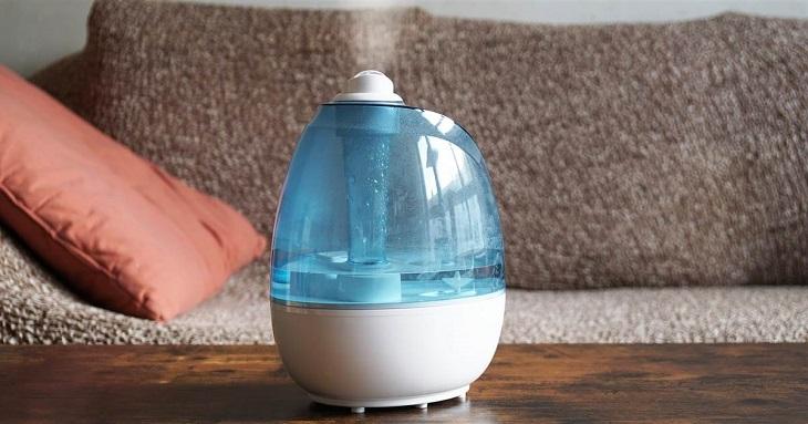 Sử dụng máy tạo độ ẩm để khắc phục hiện tượng tĩnh điện