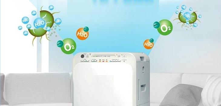 Dùng thiết bị tạo ion trong phòng máy lạnh để tránh hiện tượng tĩnh điện