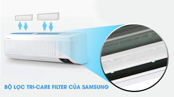 Bộ lọc Tri-Care Filter của Samsung
