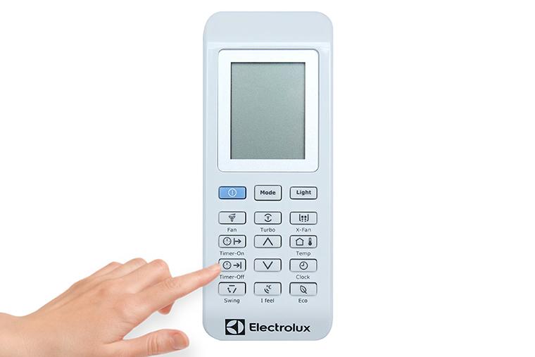 Cách sử dụng điều khiển máy lạnh Electrolux ESM12CRF-D4