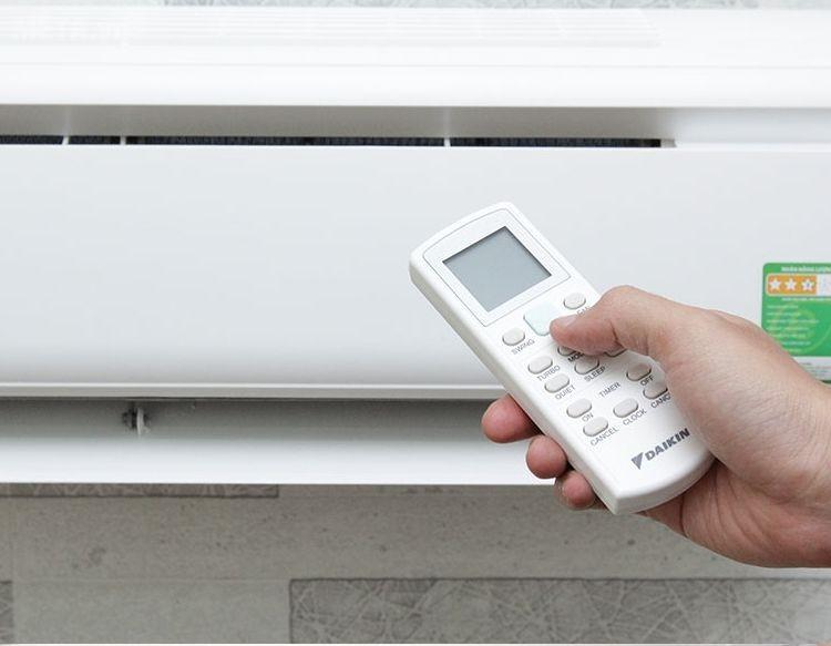 Hạn chế tắt mở máy lạnh liên tục